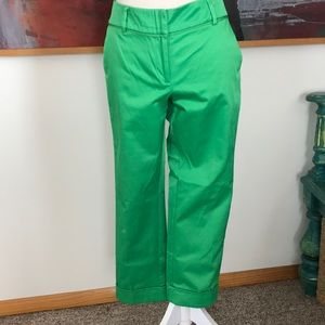New York & Company cropped pants with cuff